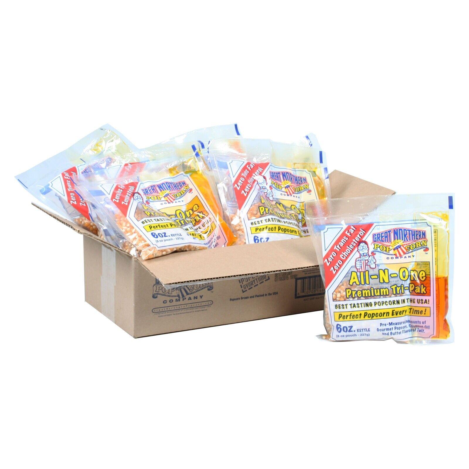 Six Ounce Portion Packs