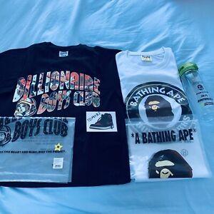 Bape & Billionaire Boys Club T-shirts Southport Gold Coast City Preview
