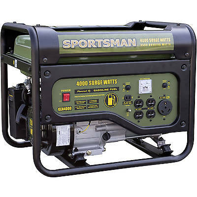 Sportsman Gasoline 4000W Little Generator