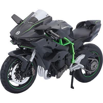 Maisto Kawasaki Ninja H2R (EU-Ware), Modellfahrzeug, schwarz