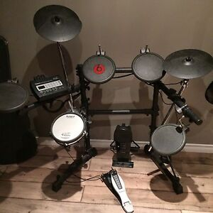 Euc electric drum set!!