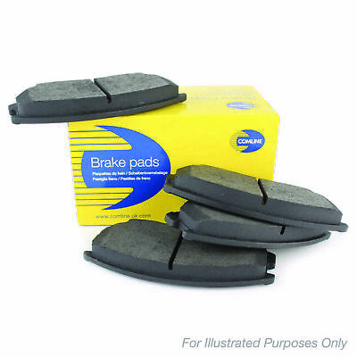 Fits Opel Zafira B Genuine Comline Rear Brake Pads