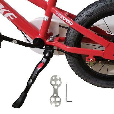 Veckuson Kickstand for Kids Bike, Bicycle Kickstands Center Mount for 16 18 2...