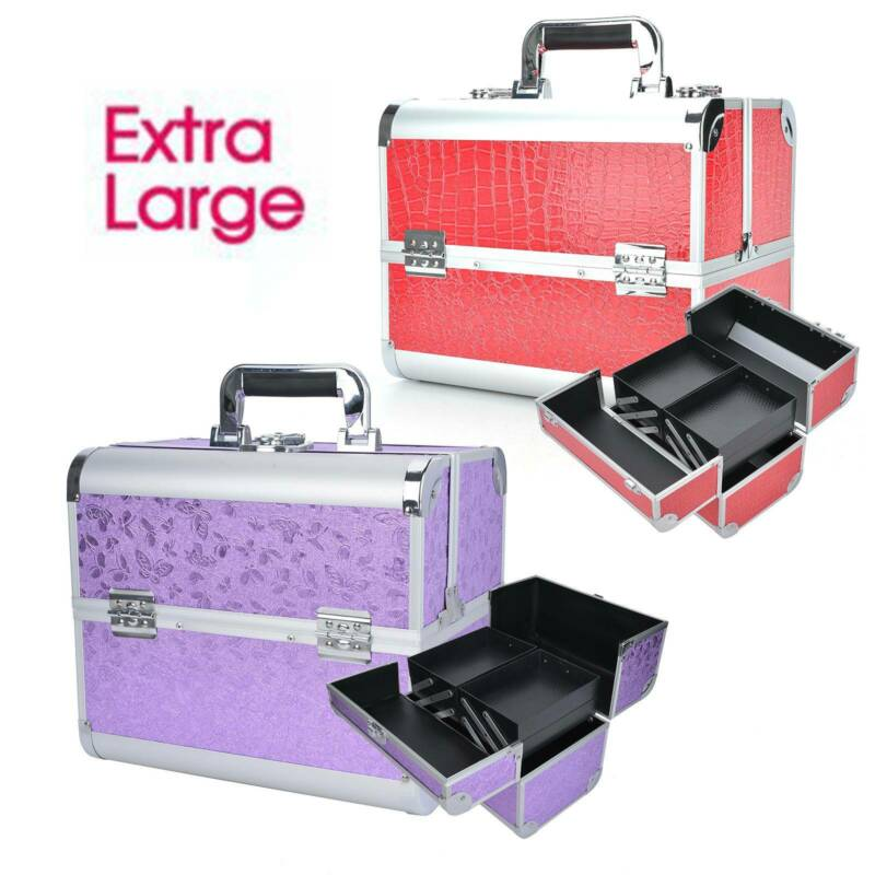 Large Makeup Cases Makeup Vidalondon