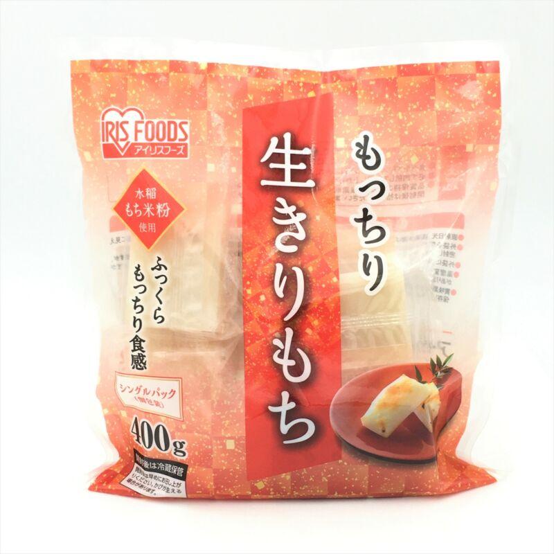 Iris Foods Mocchiri Nama Kirimochi Rice Cake 14.1oz/ 400g