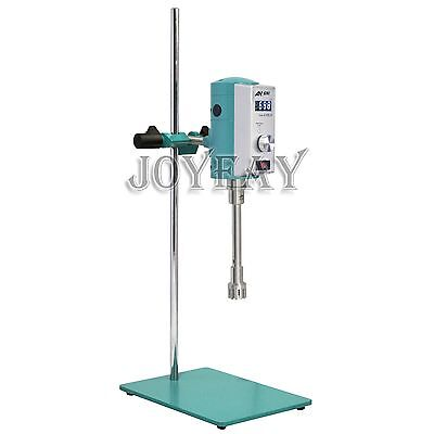 Lab Homogenizer Disperser Mixer Ad300l-h 2000-18000 Rpm Digital Display 28 36g