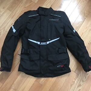 Alpinestars waterproof motorcycle touring jacket size M