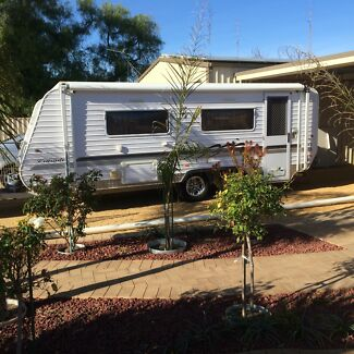 Crusader 2009 Pop Top Caravan Wallaroo Copper Coast Preview