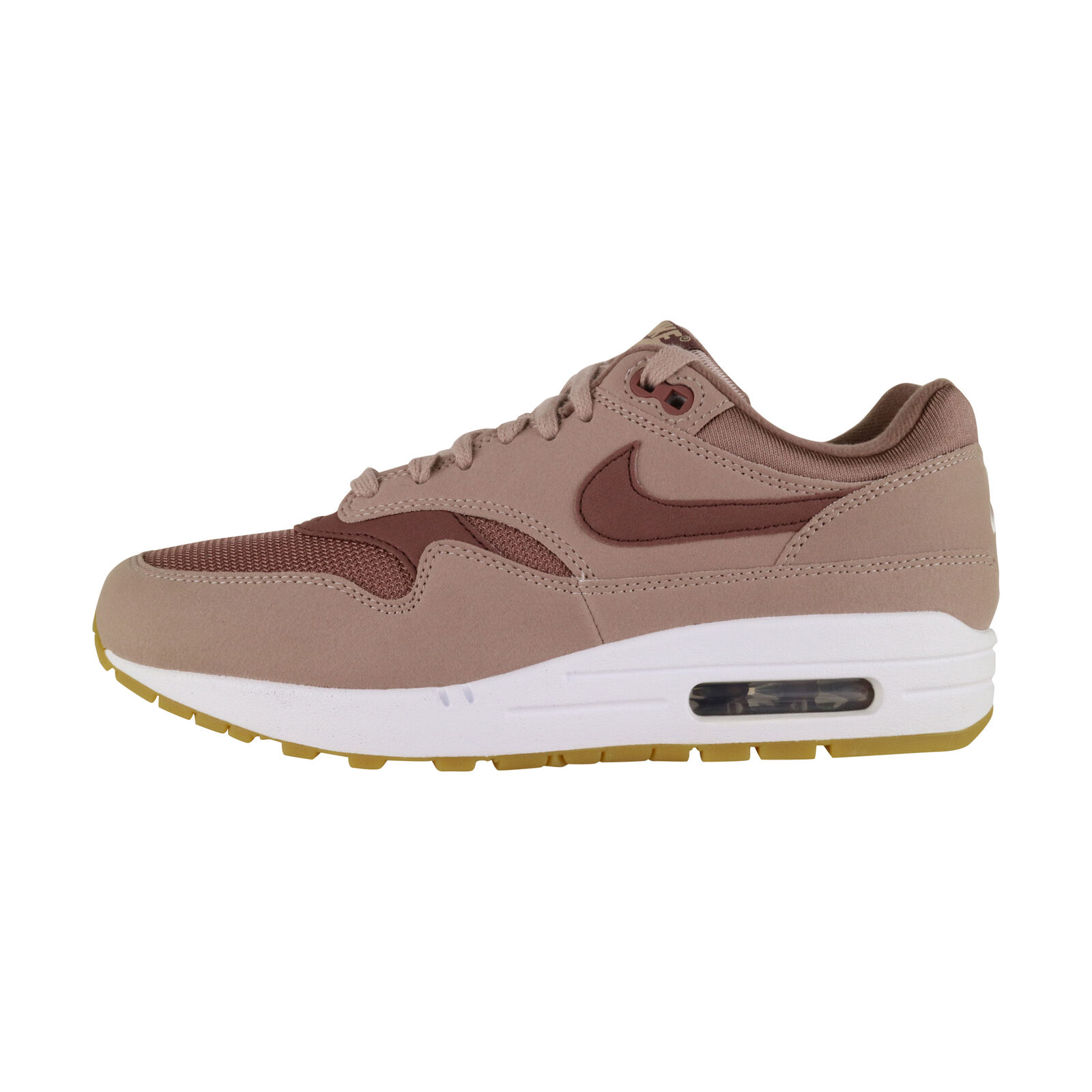 Details about Nike Air Max 1 Women Pink 319986 204