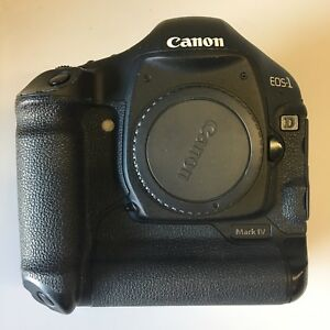 Canon Mark IV 4 DSLR Body with accessories