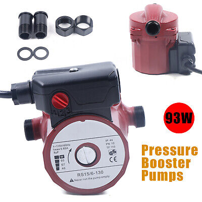 Central Heating Circulator Pump Water Circulator Pump With 3-speed Switch Fixed