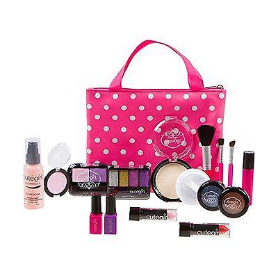 Pretend Makeup Play Deluxe Set For Children by Cutegirl Cosm