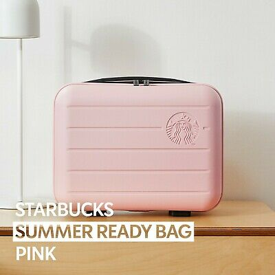 Starbucks Korea Summer Ready Bag Pink 2020 Summer Limited (EMS)