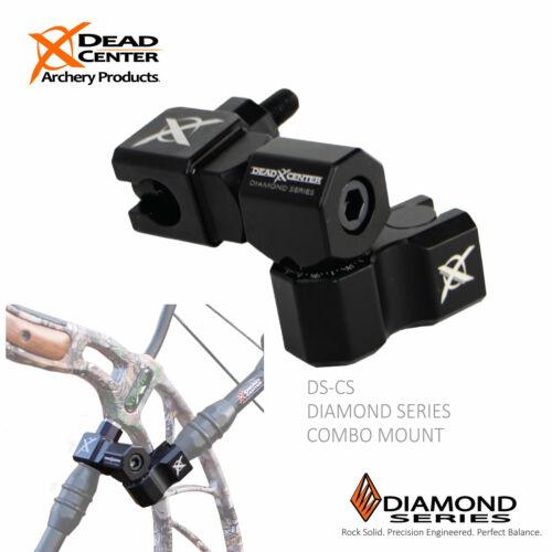 Dead Center Archery Products Diamond Series Combo Mount
