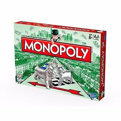 Monopoly - classico rettangolare giochi da tavolo società  usato  Baver