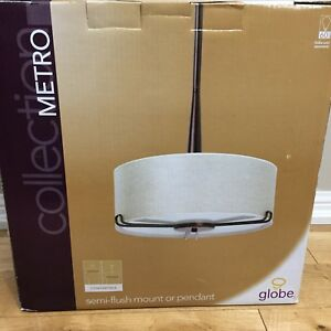 Brand new convertible ceiling lights semi flush or pendant light