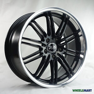 18x8.5 5x114.3 Alloy Wheels Mags Rims Set FORD FALCON AU BA BF FG XR6 XR8 MK2