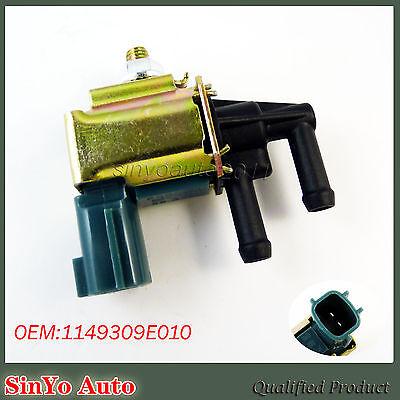 Vapor Canister Purge Volume Control Solenoid VSV Valve For Nissan 1149309E010
