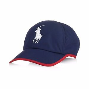 online store 792ef dd041 Polo Ralph Lauren Big Pony LIMITED EDITION US Open 2015 Baseball Hat Ball  Cap