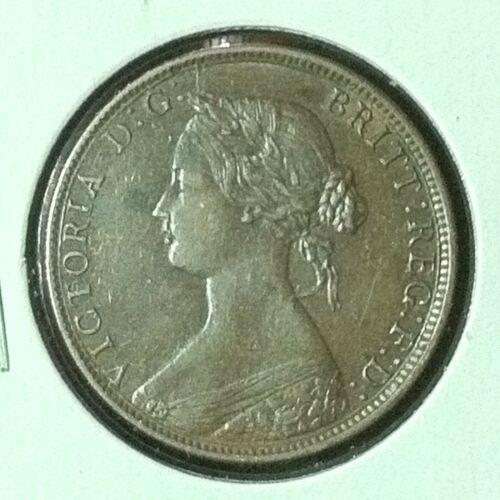 Canada Cent  Nova Scotia  KM 8.2  AU  1864