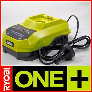 NEW RYOBI ONE+ 14.4V - 18V ONE HOUR RAPID BATTERY CHARGER RRP $79 St Leonards Willoughby Area Preview