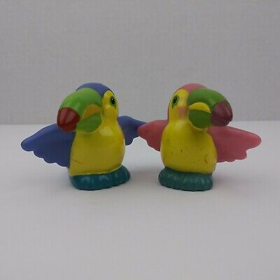 Fisher Price Little People Noah's Ark Replacement Toucan Figures