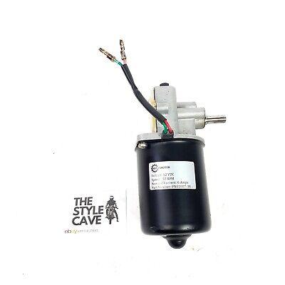 Makermotor Electric Gear Motor 12v 50 Rpm Pn01007-38