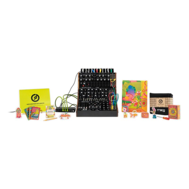 Moog Sound Studio Semi-Modular Bundle
