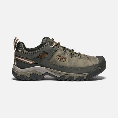 Keen Targhee III Walking Shoe - Black Olive - RRP £100