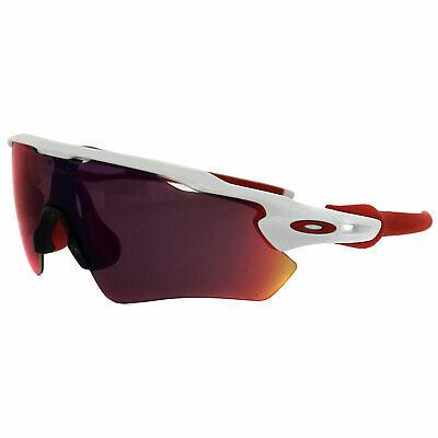 Oakley Gafas de Sol Radar Ev Sendero OO9208-05 Blanco Pulido Prizm Road