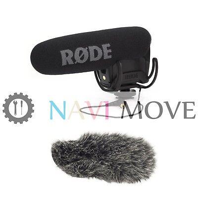 Rode VideoMic Pro Rycote Lyre Suspension Mount VMP-R Camera Microphone VMPR