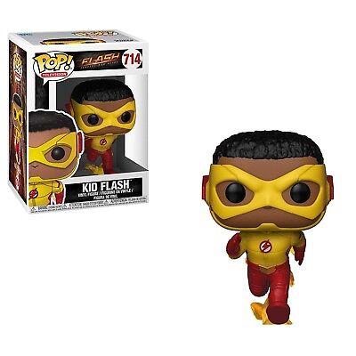 Funko DC The Flash POP Kid Flash Vinyl Figure NEW 32117 IN STOCK - The Flash Kids