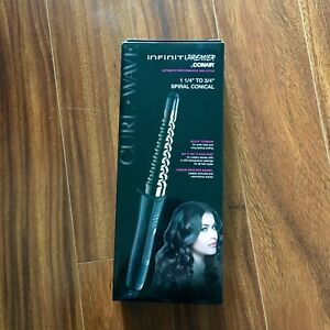 Brand New Conair Grooved Curling Wand
