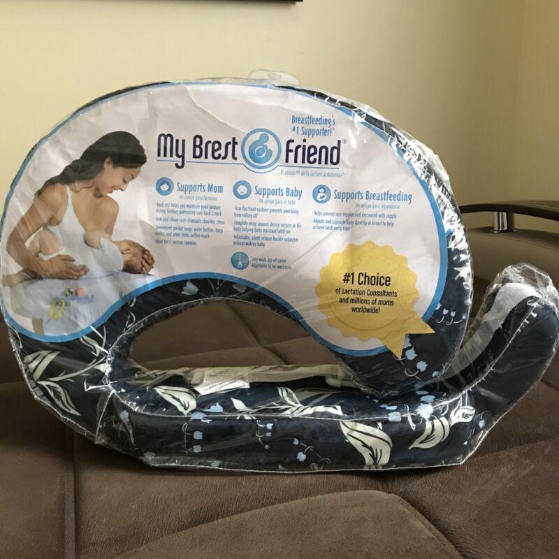 My Brest Friend Original Pillow - Bluebells