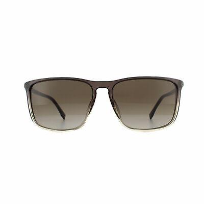 Hugo Boss Gafas de Sol 0665/N/S Nux Ha Marrón Gris Marron Degradado