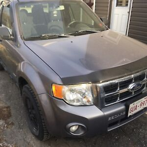 2008 Ford excape