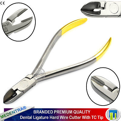 ortodoncia instrumentos Alicate de corte Hardwire para cortar alambre duros TC