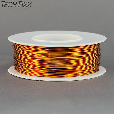 Magnet Wire 22 Gauge Awg Enameled Copper 85 Feet Coil Winding And Crafts 200c
