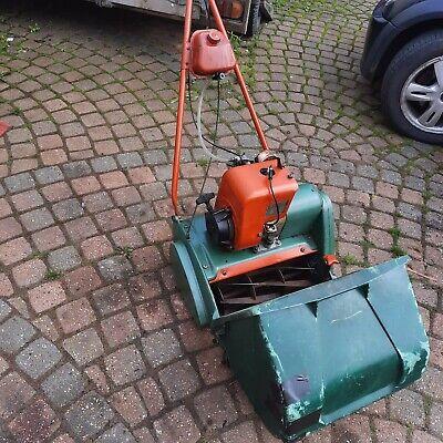 Suffolk Punch vintage lawnmower 14