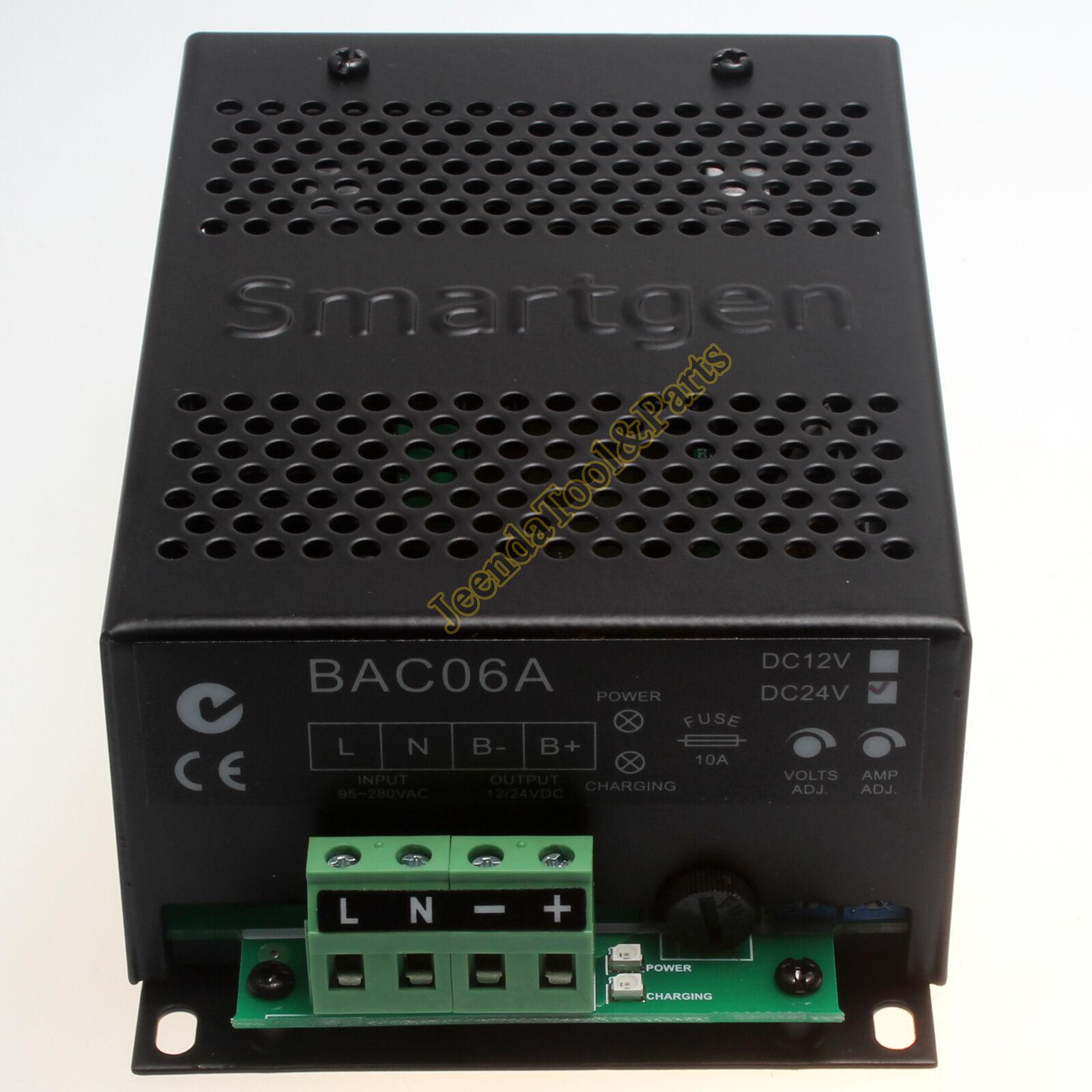 Samartgen Battery Charger Smartgen Battery Charger Bac06a