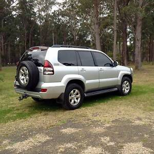 2008 Toyota LandCruiser Prado GXL 4x4 Old Bar Greater Taree Area Preview