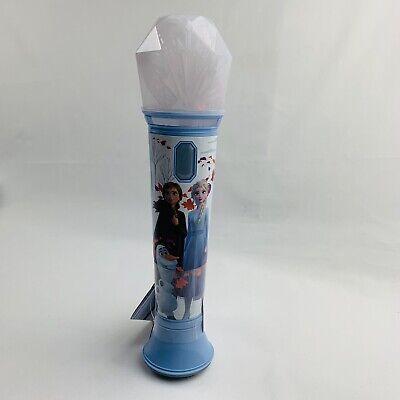 Disney Frozen 2 II Magical Sing Along Flashing Microphone