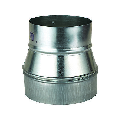 Oneida Air Systems Metal 6 To 5 Reducer Dust Collection Fitting