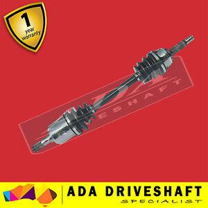 Ford Laser KA KB KC KE Mazda 323 NEW CV JOINT DRIVESHAFT