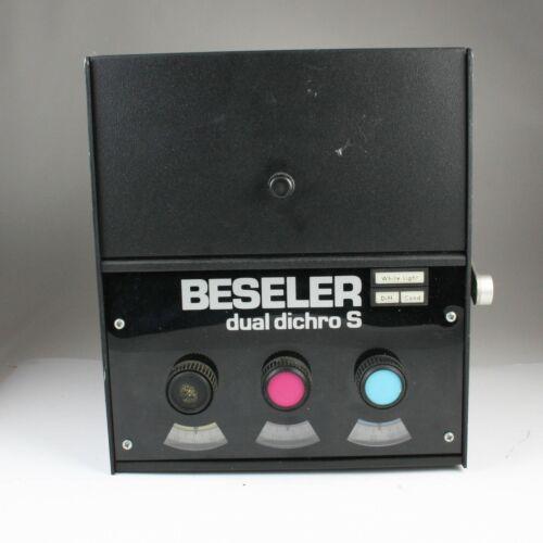 Beseler 23C Dual Dichro S Color Head Enlarger Part WORKING