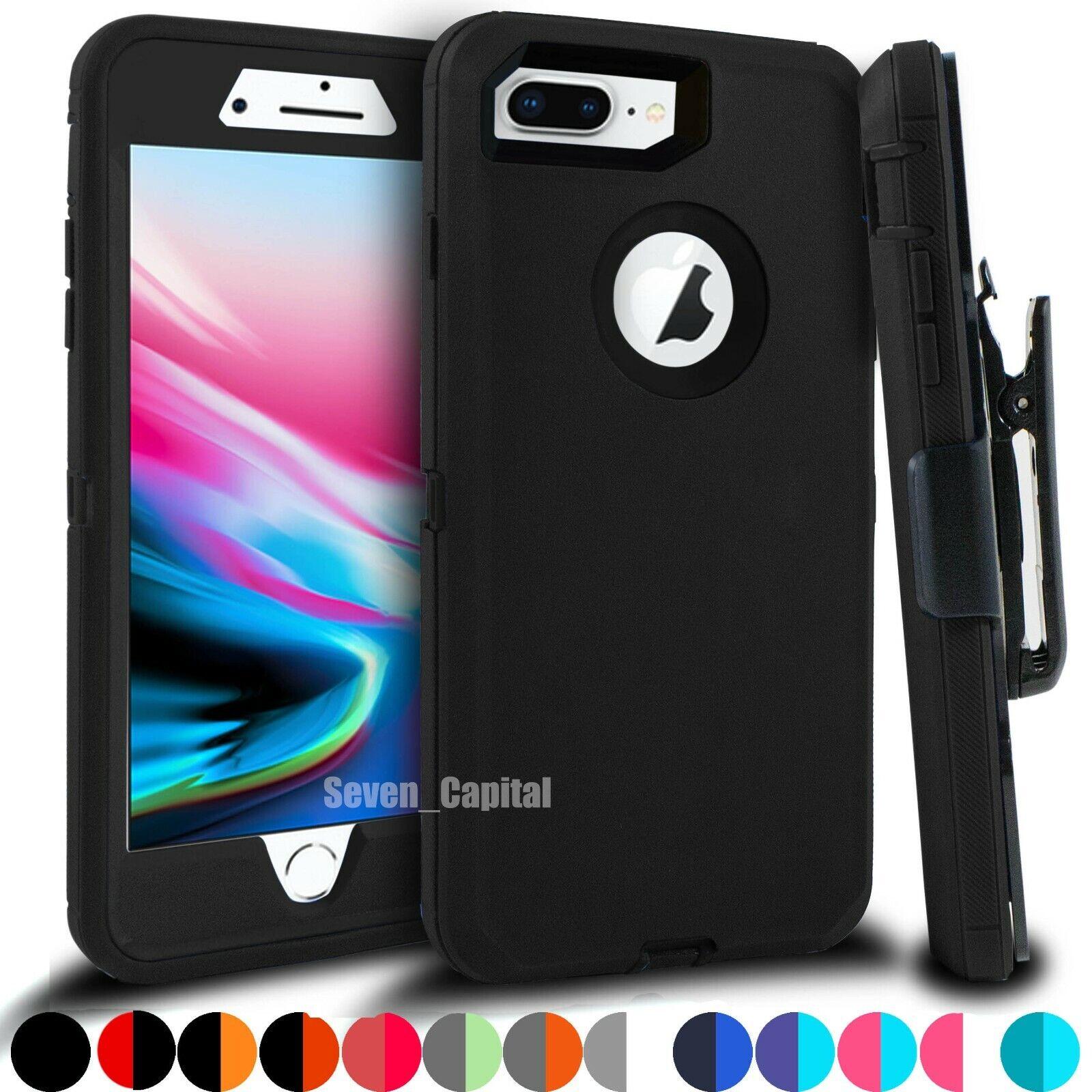 Sena Magnetic Holster Leather Holster With Belt Clip For Iphone 7 Black For Sale Online Ebay