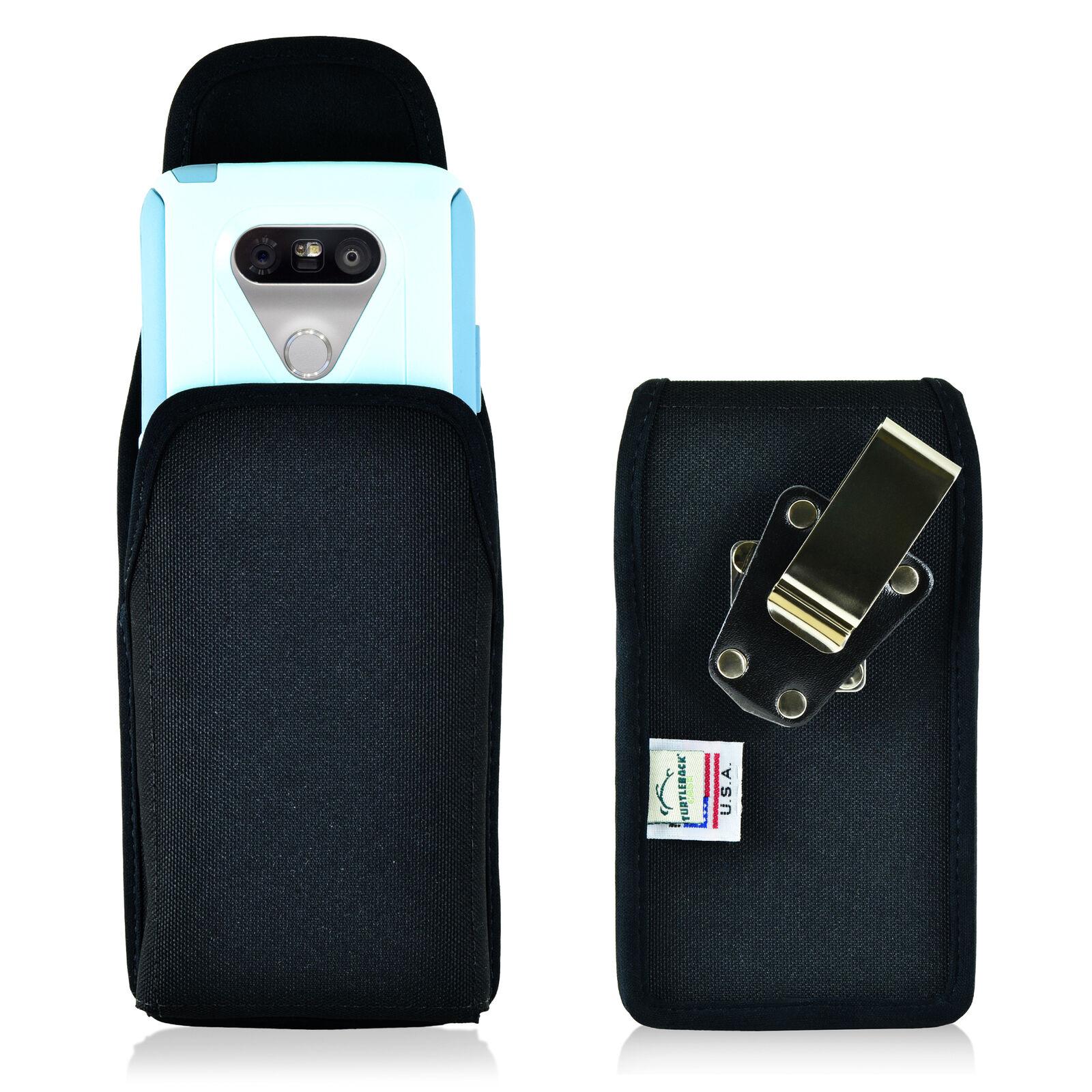 turtleback-lg-g5-vertical-nylon-holster-case-metal-clip-for-otterbox-commuter