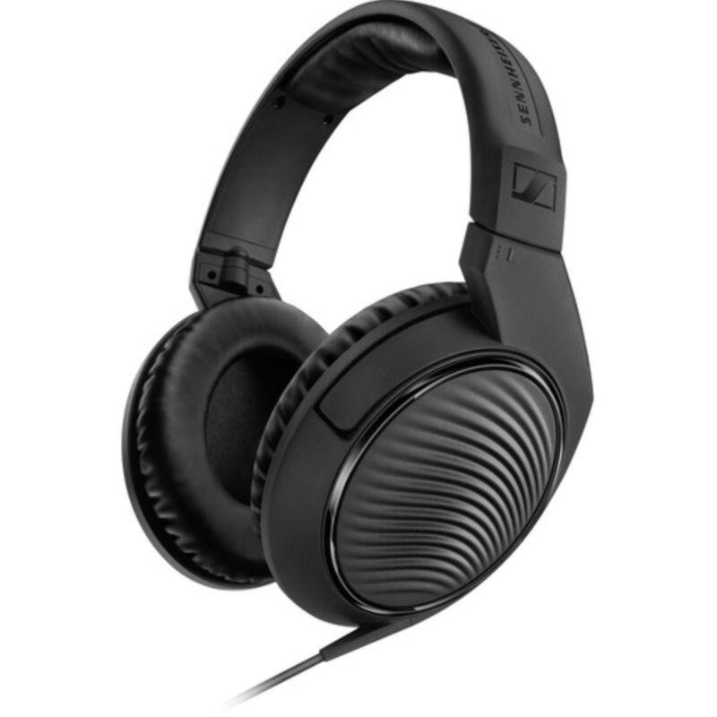 Sennheiser HD 200 HD200 Pro Closed-Back Over-Ear Studio Headphones