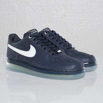 new product b7529 ce425 Black   White Barkley Retro 310095 003 Brand New Nike Air Force 180