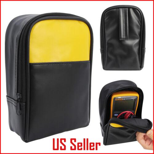 Soft Carrying Case Bag For Fluke Multimeter 15B+ 17B+ 18B+ 101 107 115C 116 117